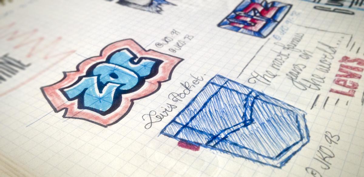 logos rotulador dibujos