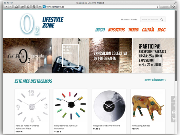 diseño grafico cabecera web