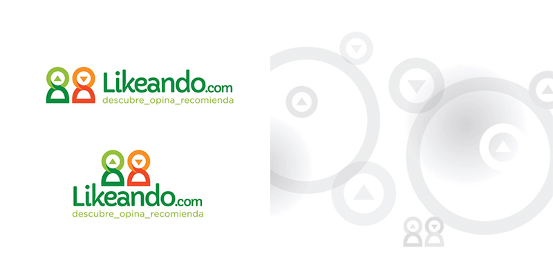 logos likeando