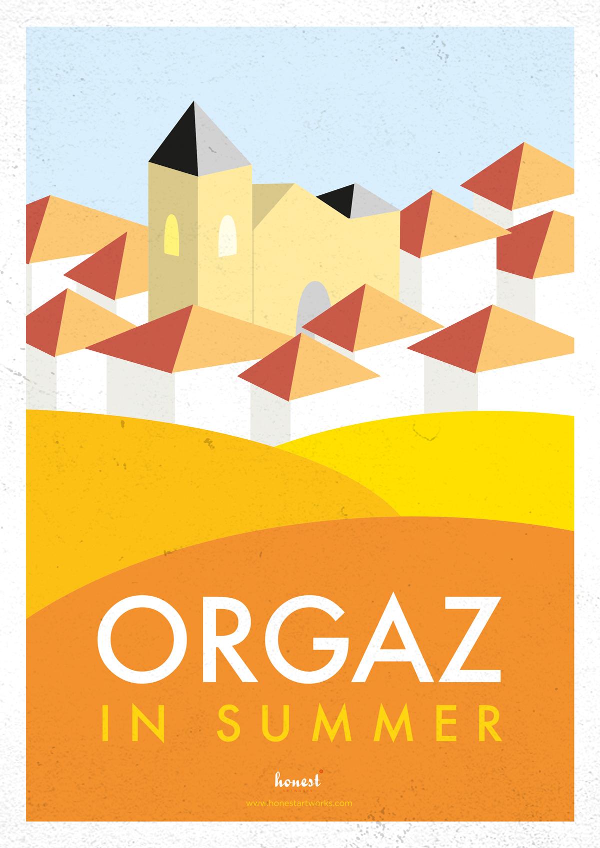 poster orgaz verano