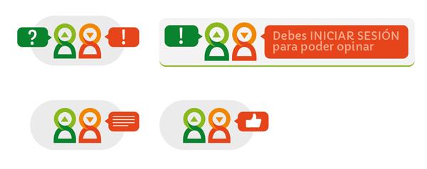 desarrollo grafico iconos