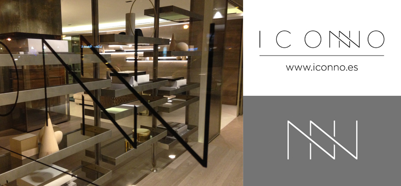 identidad corporativa interiorismo showroom