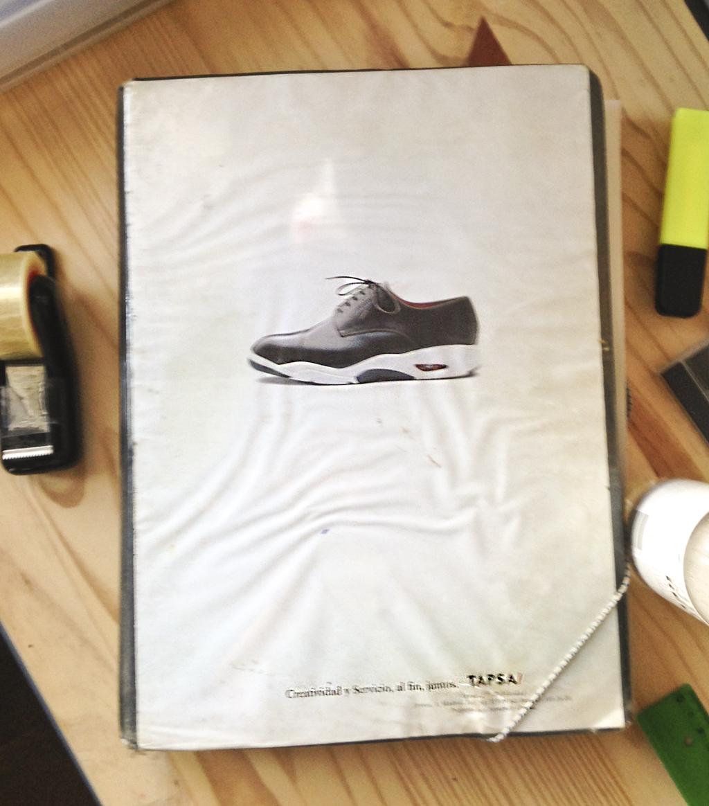 campaña publicidad tapsa 90s