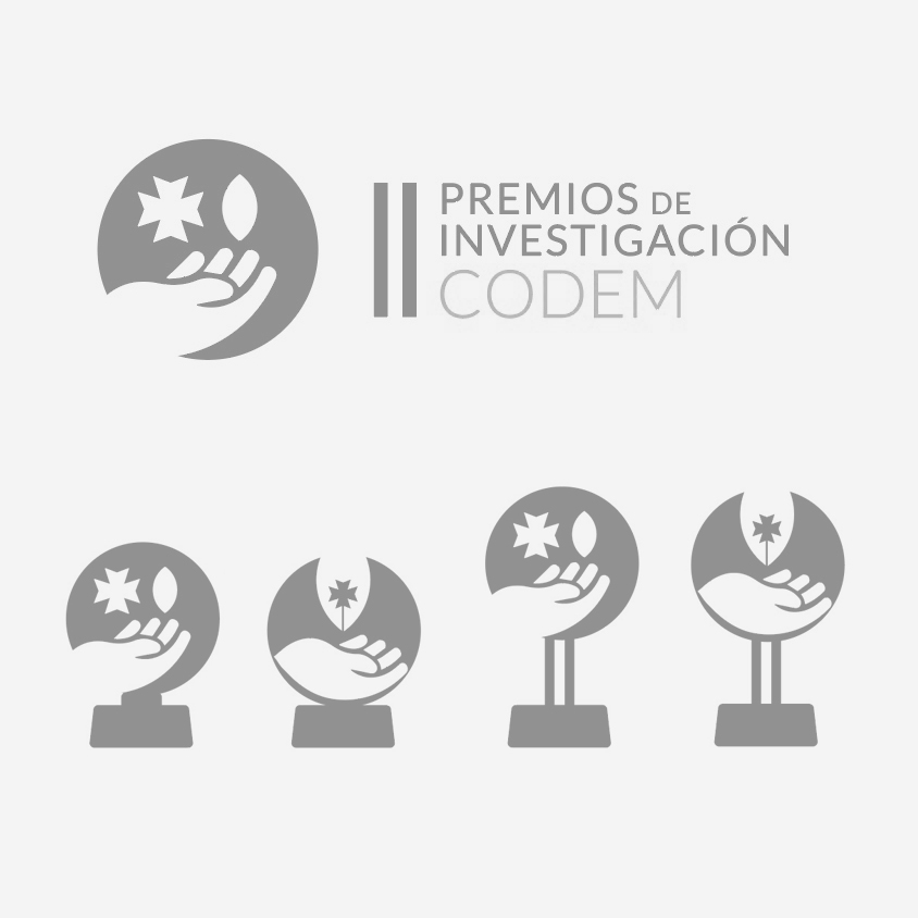 simbolo para logotipo y galardón